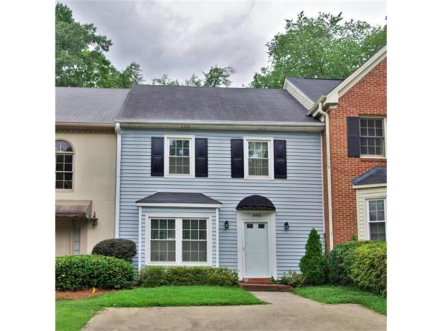 595 Harcourt Place SE #595, Marietta, GA 30067 (MLS #5870196) :: North Atlanta Home Team