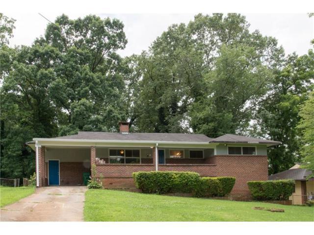 3377 Hyland Drive, Decatur, GA 30032 (MLS #5870208) :: North Atlanta Home Team