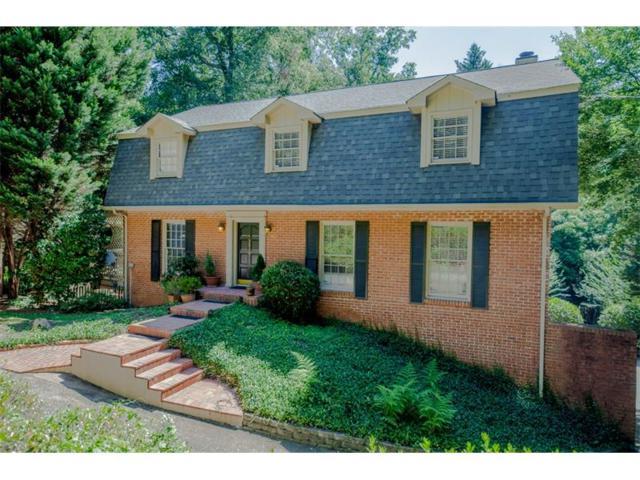 2019 Starfire Drive, Atlanta, GA 30345 (MLS #5870218) :: North Atlanta Home Team