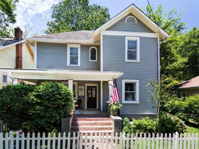310 Drexel Avenue, Decatur, GA 30030 (MLS #5870223) :: The Hinsons - Mike Hinson & Harriet Hinson