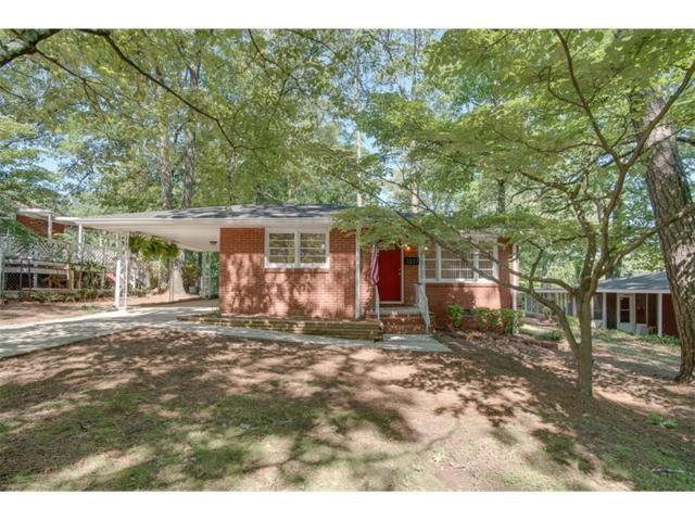 3227 Forrest Hills Drive, Hapeville, GA 30354 (MLS #5870235) :: North Atlanta Home Team