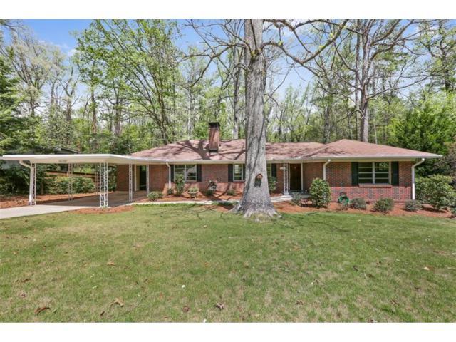 2130 Azalea Circle, Decatur, GA 30033 (MLS #5870252) :: North Atlanta Home Team