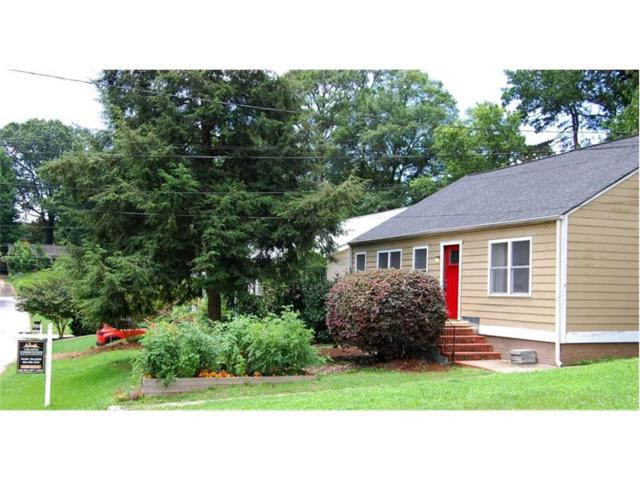 2527 Constance Street, East Point, GA 30344 (MLS #5870256) :: North Atlanta Home Team