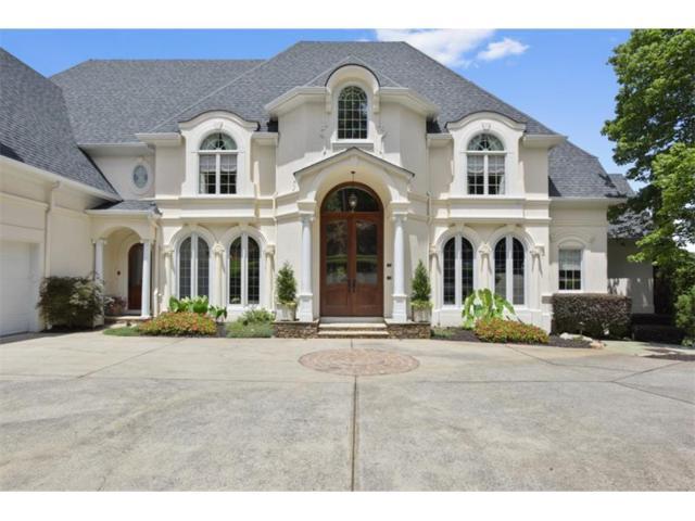 1265 Stuart Ridge, Alpharetta, GA 30022 (MLS #5870292) :: North Atlanta Home Team