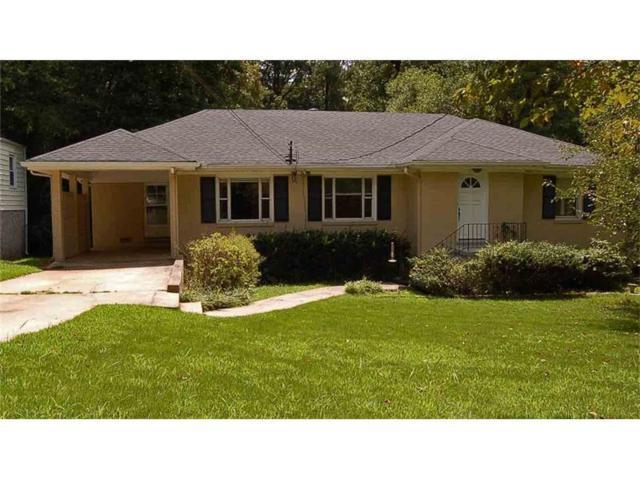 1303 Citadel Drive, Atlanta, GA 30324 (MLS #5870315) :: The Hinsons - Mike Hinson & Harriet Hinson