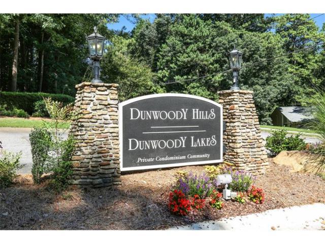 903 Gettysburg Place #903, Sandy Springs, GA 30350 (MLS #5870416) :: The Hinsons - Mike Hinson & Harriet Hinson