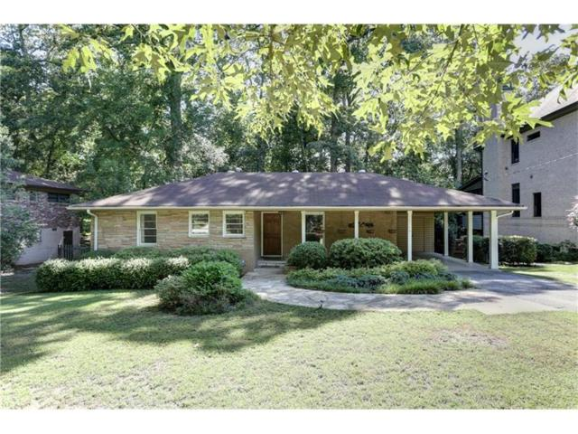 2909 Cravenridge Drive NE, Brookhaven, GA 30319 (MLS #5870417) :: North Atlanta Home Team