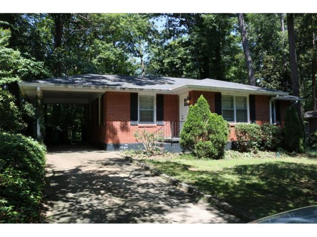 864 Willivee Drive, Decatur, GA 30033 (MLS #5870428) :: The Hinsons - Mike Hinson & Harriet Hinson