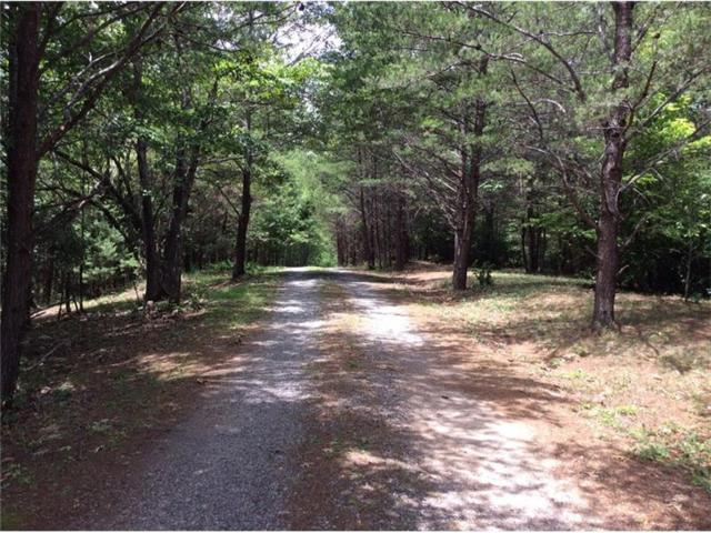 LOT 20 Horseshoe Bend Road, Dahlonega, GA 30533 (MLS #5870467) :: North Atlanta Home Team