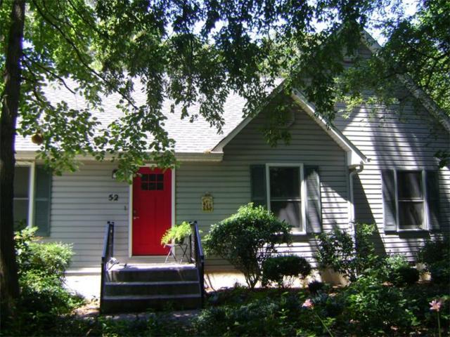 52 Oak Hill Drive, Rockmart, GA 30153 (MLS #5870482) :: North Atlanta Home Team
