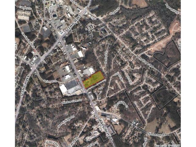 448 Grayson Highway, Lawrenceville, GA 30046 (MLS #5870483) :: North Atlanta Home Team