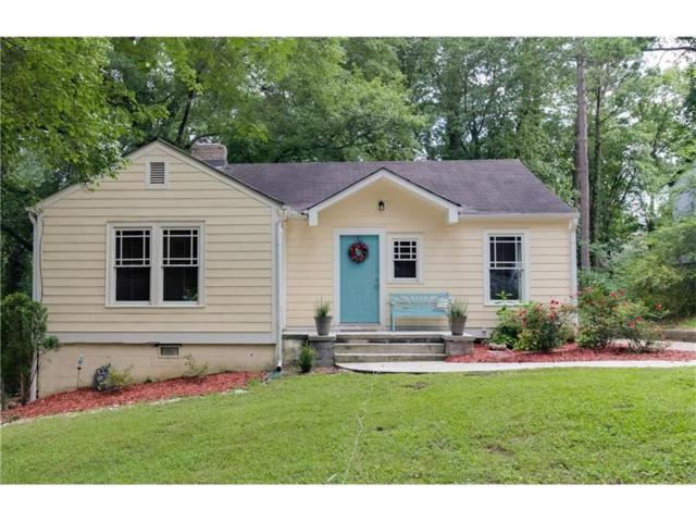 2857 Joyce Avenue, Decatur, GA 30032 (MLS #5870525) :: North Atlanta Home Team