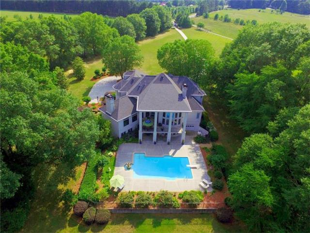 310 Old Farm Road, Fayetteville, GA 30215 (MLS #5870533) :: North Atlanta Home Team