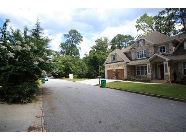1169 Dorby Park Drive NE, Brookhaven, GA 30319 (MLS #5870536) :: The Hinsons - Mike Hinson & Harriet Hinson