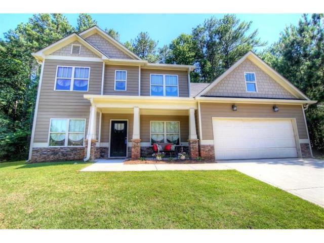 164 Millstone Glen, Dallas, GA 30157 (MLS #5870549) :: North Atlanta Home Team