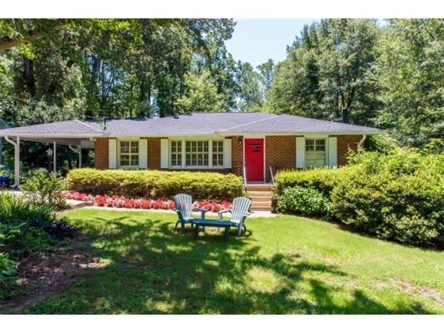 988 Homewood Court, Decatur, GA 30033 (MLS #5870558) :: The Hinsons - Mike Hinson & Harriet Hinson