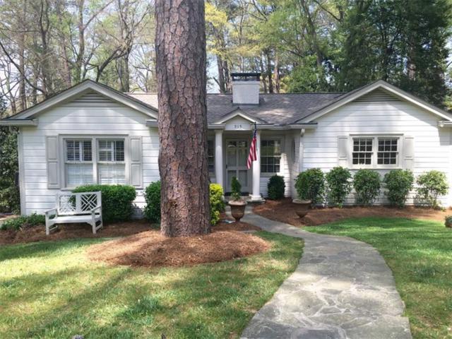 915 Glenbrook Drive NW, Atlanta, GA 30318 (MLS #5870569) :: The Hinsons - Mike Hinson & Harriet Hinson