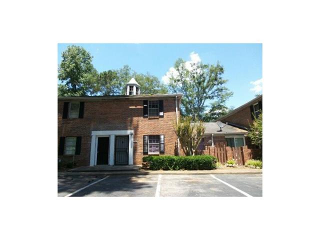 105 Plantation Drive #105, Clarkston, GA 30021 (MLS #5870626) :: North Atlanta Home Team