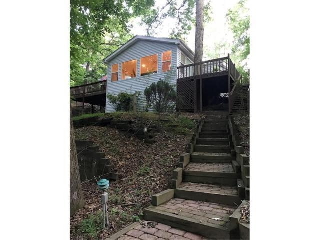 528 Oak Grove Road, Dawsonville, GA 30534 (MLS #5870627) :: North Atlanta Home Team