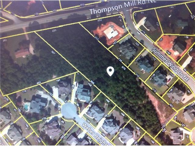 3709 SE Thompson Mill Road, Buford, GA 30519 (MLS #5870673) :: North Atlanta Home Team