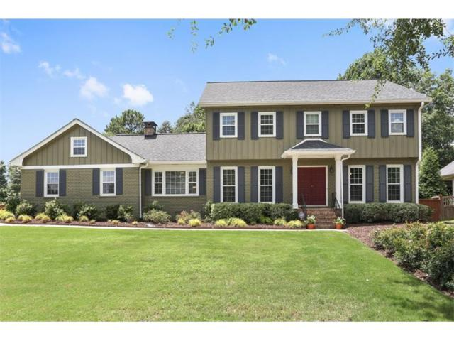 4800 Village Creek Drive, Dunwoody, GA 30338 (MLS #5870715) :: North Atlanta Home Team