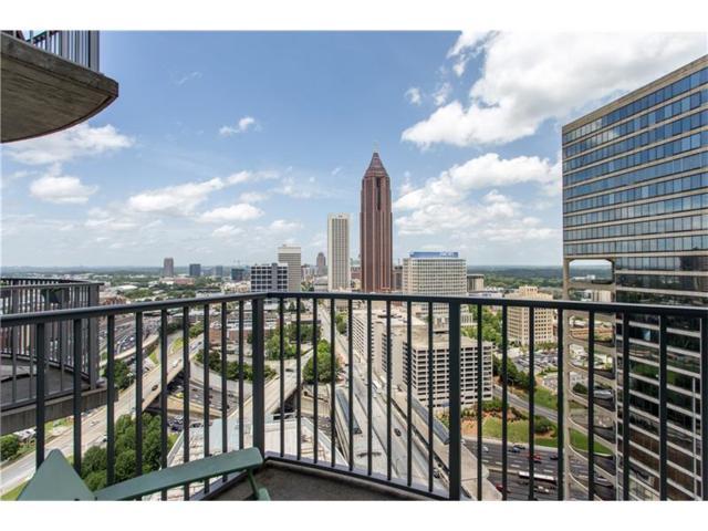 400 W Peachtree Street NW #2515, Atlanta, GA 30308 (MLS #5870837) :: North Atlanta Home Team