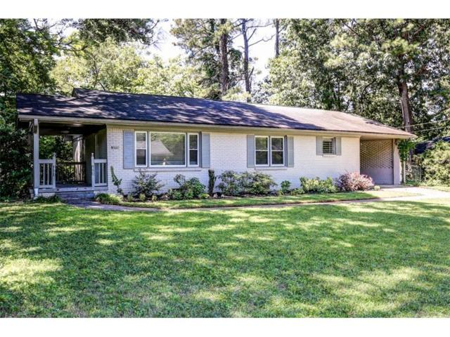 1999 Capri Drive, Decatur, GA 30032 (MLS #5870865) :: The Hinsons - Mike Hinson & Harriet Hinson