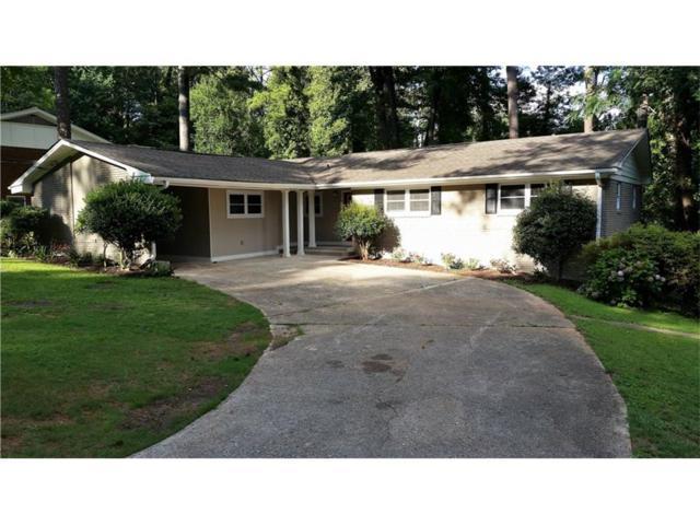 3052 Weslock Circle, Decatur, GA 30034 (MLS #5870937) :: The Hinsons - Mike Hinson & Harriet Hinson