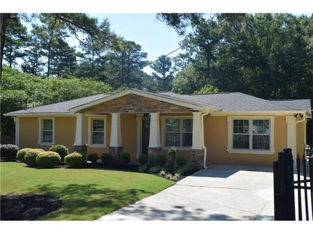 230 Bennett Road, Powder Springs, GA 30127 (MLS #5871001) :: North Atlanta Home Team
