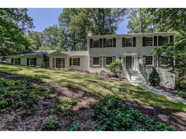 5200 High Point Road, Sandy Springs, GA 30342 (MLS #5871006) :: The Hinsons - Mike Hinson & Harriet Hinson