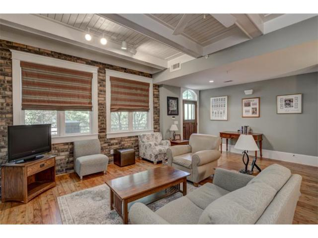 1858 Gordon Manor NE #111, Atlanta, GA 30307 (MLS #5871040) :: The Hinsons - Mike Hinson & Harriet Hinson