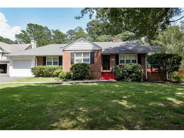 3215 Dunn Street, Smyrna, GA 30080 (MLS #5871074) :: North Atlanta Home Team