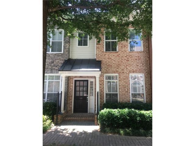 1159 Glenridge Place #1159, Atlanta, GA 30342 (MLS #5871368) :: North Atlanta Home Team