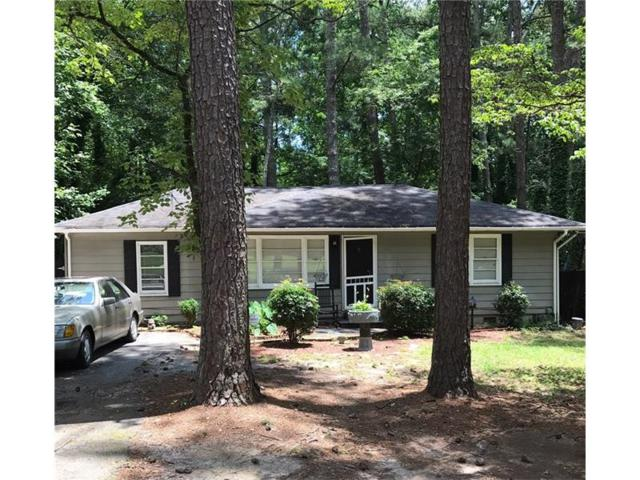1858 Grant Road SW, Atlanta, GA 30331 (MLS #5872097) :: North Atlanta Home Team