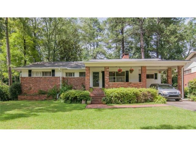 3248 Majestic Circle, Avondale Estates, GA 30002 (MLS #5872144) :: North Atlanta Home Team