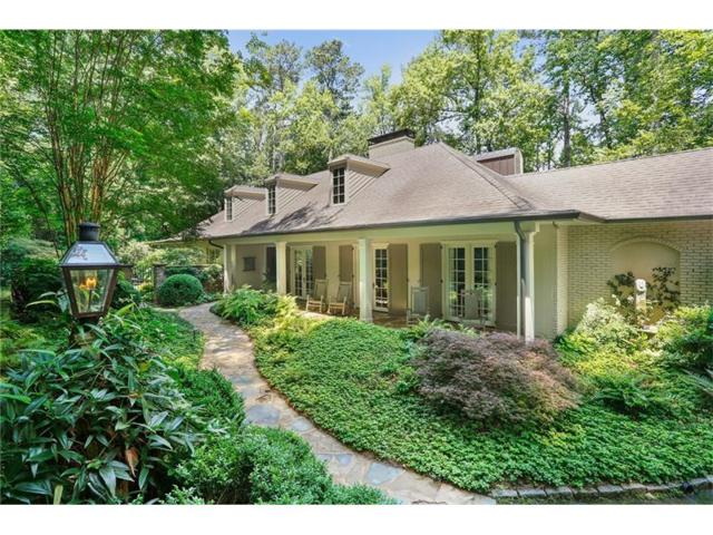 2800 Howell Mill Road NW, Atlanta, GA 30327 (MLS #5872230) :: North Atlanta Home Team