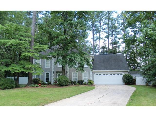 1327 Wynford Chase SW, Marietta, GA 30064 (MLS #5872535) :: North Atlanta Home Team