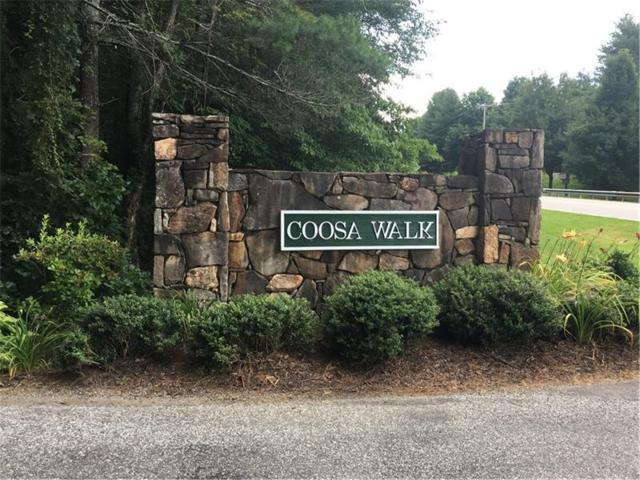 0 Coosa Way, Blairsville, GA 30512 (MLS #5872971) :: North Atlanta Home Team