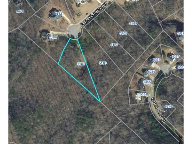 5189 Glen Forrest Drive, Flowery Branch, GA 30542 (MLS #5873340) :: North Atlanta Home Team