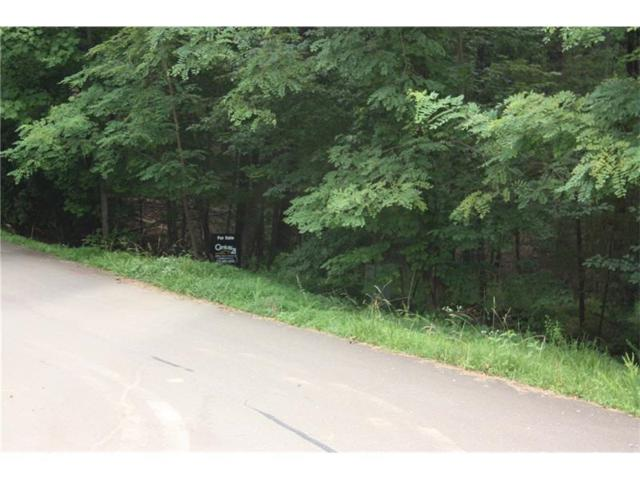 Lot16 Outback Ridge Trail, Jasper, GA 30143 (MLS #5874060) :: North Atlanta Home Team