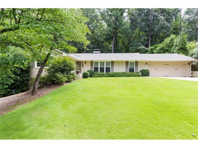 4371 Tree Haven Drive NE, Atlanta, GA 30342 (MLS #5874263) :: The Hinsons - Mike Hinson & Harriet Hinson