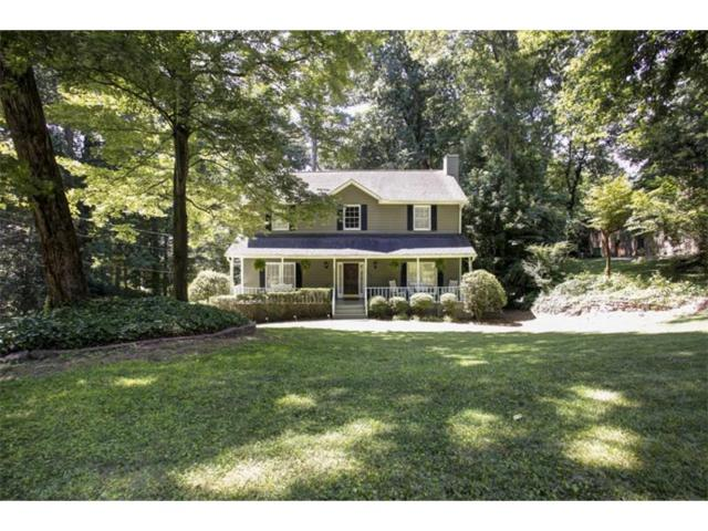 2695 Laurelwood Road, Dunwoody, GA 30360 (MLS #5874562) :: North Atlanta Home Team