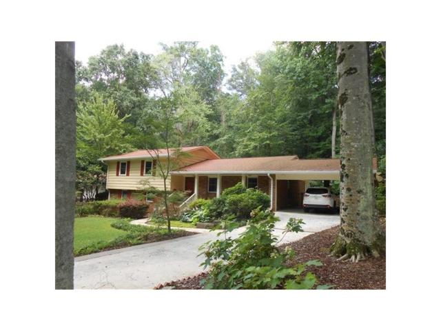 1011 Vistavia Circle, Decatur, GA 30033 (MLS #5875118) :: North Atlanta Home Team