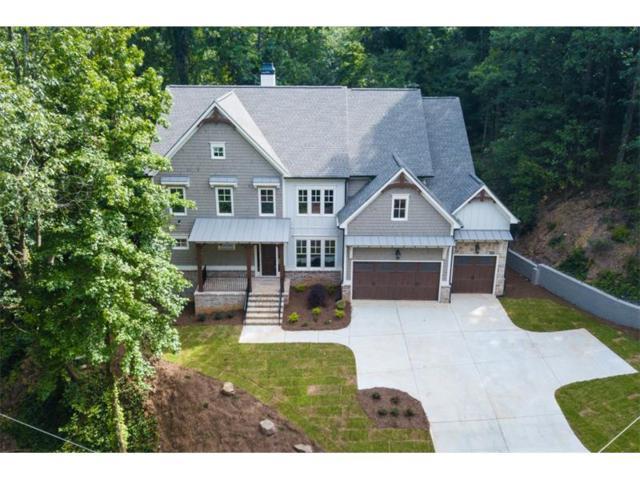 3446 Cochise Drive, Atlanta, GA 30339 (MLS #5875188) :: North Atlanta Home Team