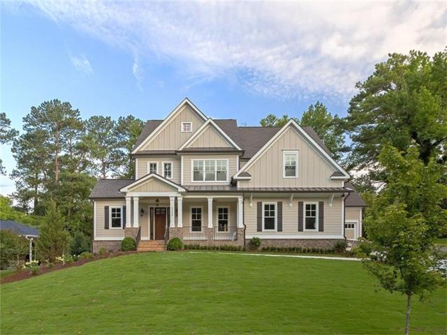 4230 Rickenbacker Way NE, Atlanta, GA 30342 (MLS #5875613) :: The Hinsons - Mike Hinson & Harriet Hinson
