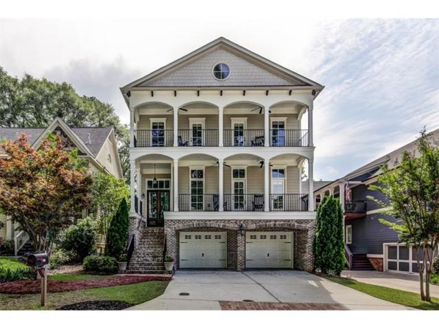 4241 Weaver Street SE, Smyrna, GA 30080 (MLS #5875768) :: North Atlanta Home Team