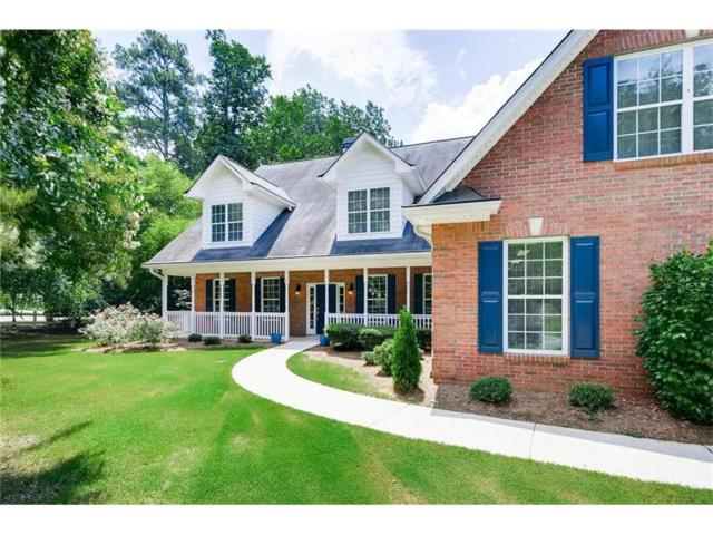 1566 Amberwood Creek Drive, Kennesaw, GA 30152 (MLS #5875888) :: North Atlanta Home Team