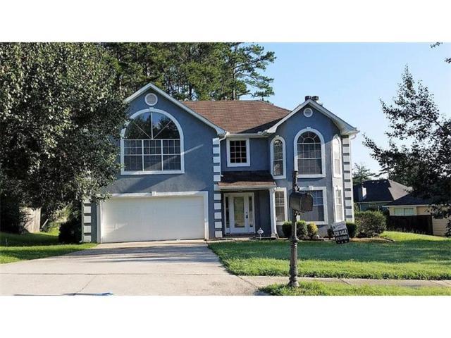 8116 Mahogany Lane, Lithonia, GA 30058 (MLS #5876000) :: North Atlanta Home Team