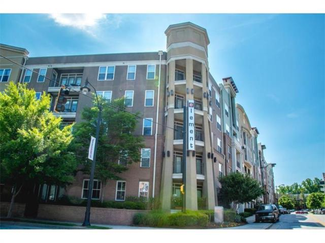 390 17th Street NW #4067, Atlanta, GA 30363 (MLS #5876014) :: RE/MAX Prestige