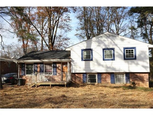 1526 Greenwillow Drive, Conley, GA 30288 (MLS #5876051) :: North Atlanta Home Team